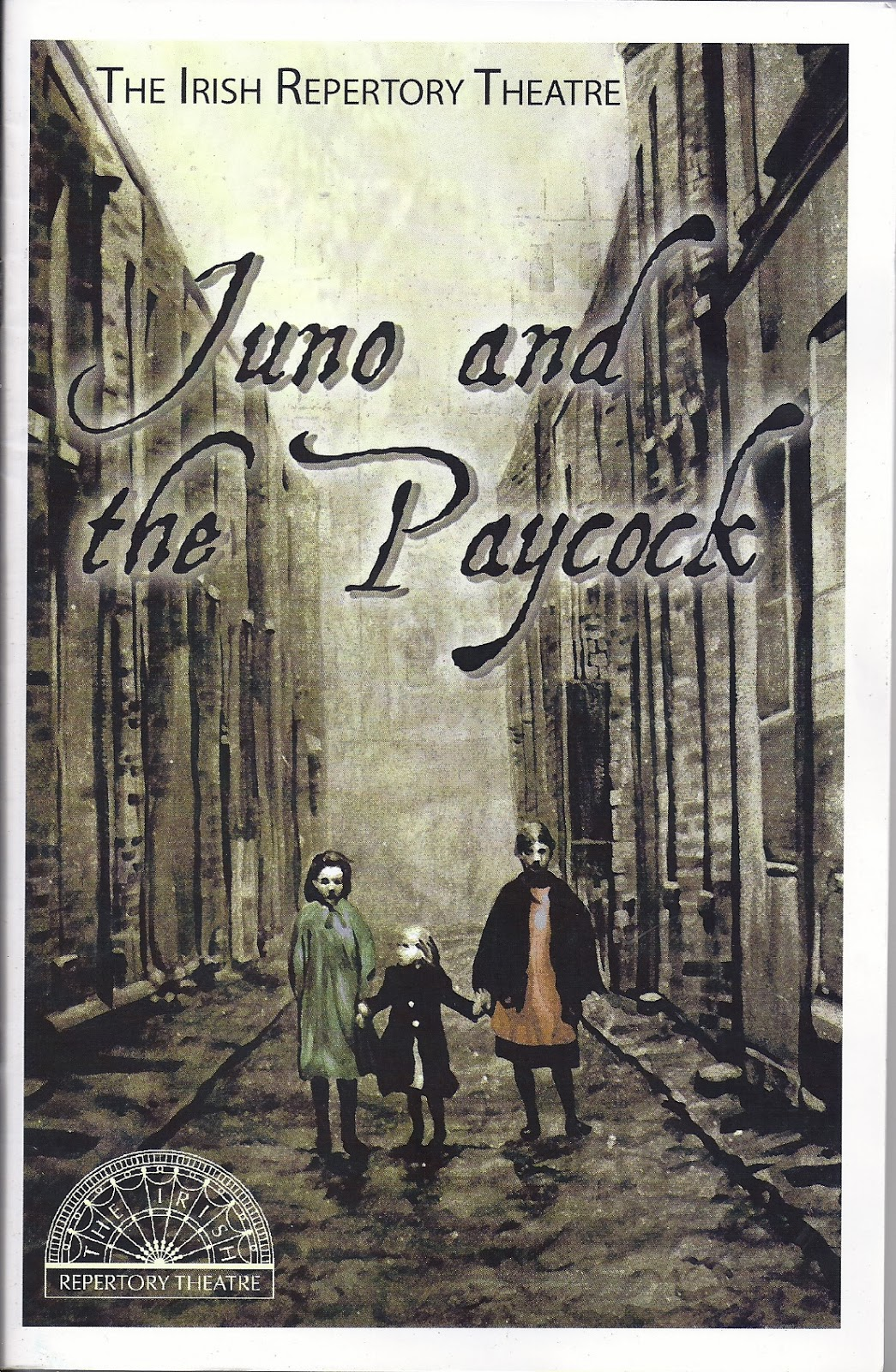 juno and the paycock deterioration Risteárd cooper and ronan raftery were both in juno and the paycock so sadly cancel each other out in our twisted polling system but we would have gone for oliver chris ' 333333 (etc) percent titular ex-public school toff of one man, two guvnors anyway.