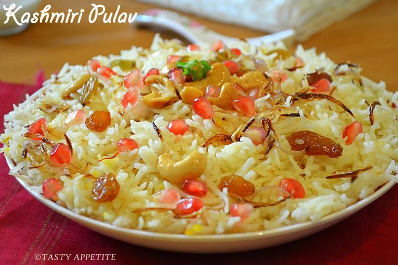 Love2cook malaysia kashmiri pulao my guest 4 jay - Kashmir indian cuisine ...