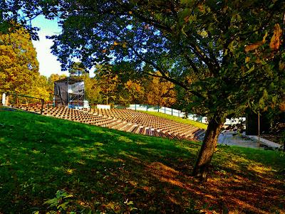 Das Plauener Parktheater 2012