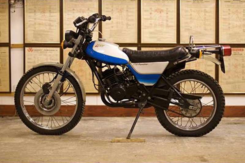 My Motorcycle Restoration Diary  U0026 Notes  Nvt Rambler 175