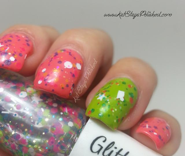 Glitter Daze: Life is But a Breeze