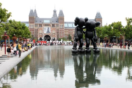 Reichsmuseum Amsterdam, Niederlande | von EvelynLaFleur