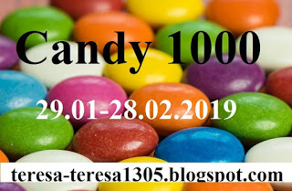 Candy 1000 . . .