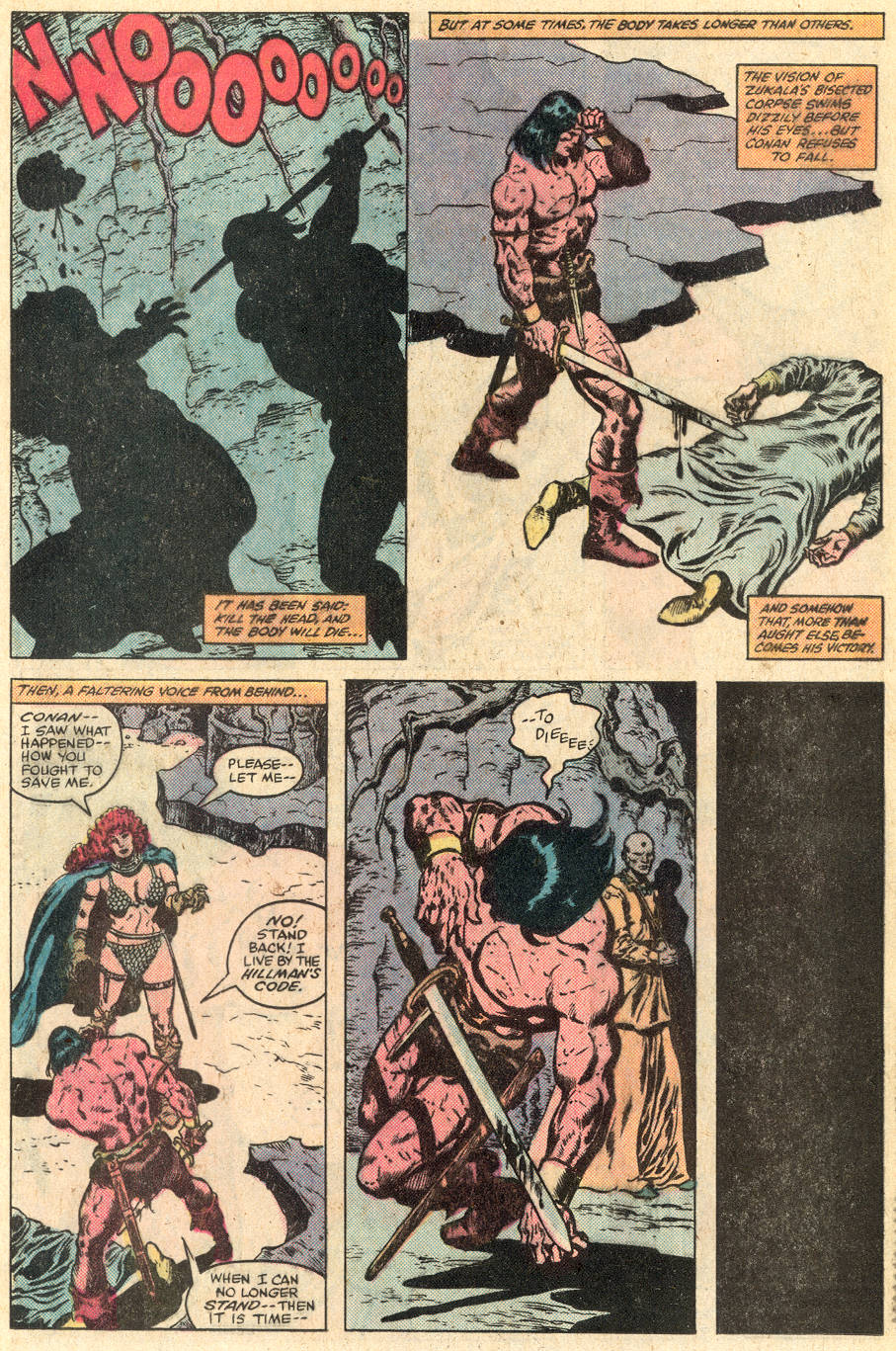Conan the Barbarian (1970) Issue #115 #127 - English 29