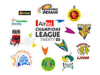 Champions League Twenty 20 (CL T20), 2013 Live Streaming Cricket Video Matches Fixtures,Schedule Calender & Time Table.