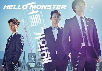 Biodata Pemeran Drama Hello Monster