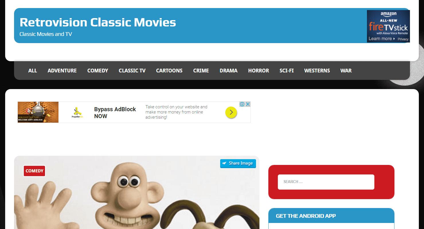 Illegal movie downloads websites