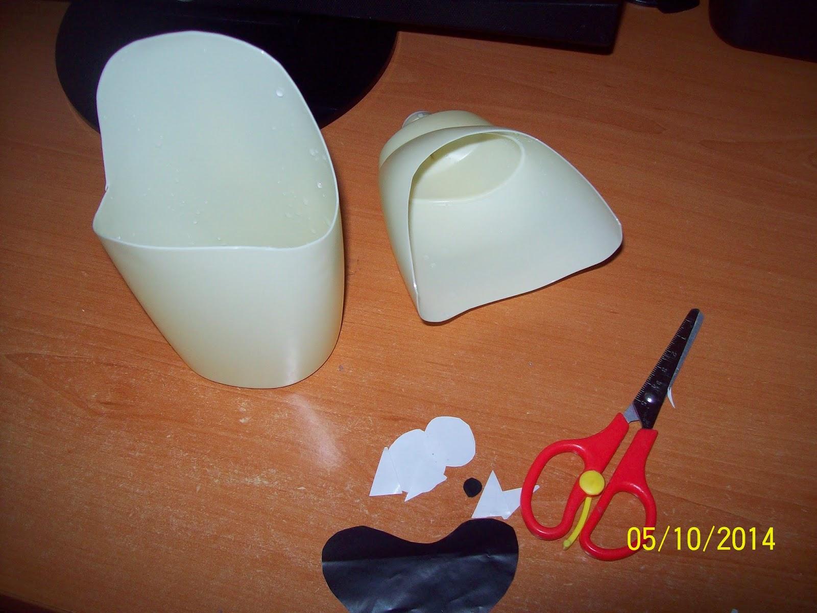 Yumurta Kartonundan Kurtçuk Yapımı