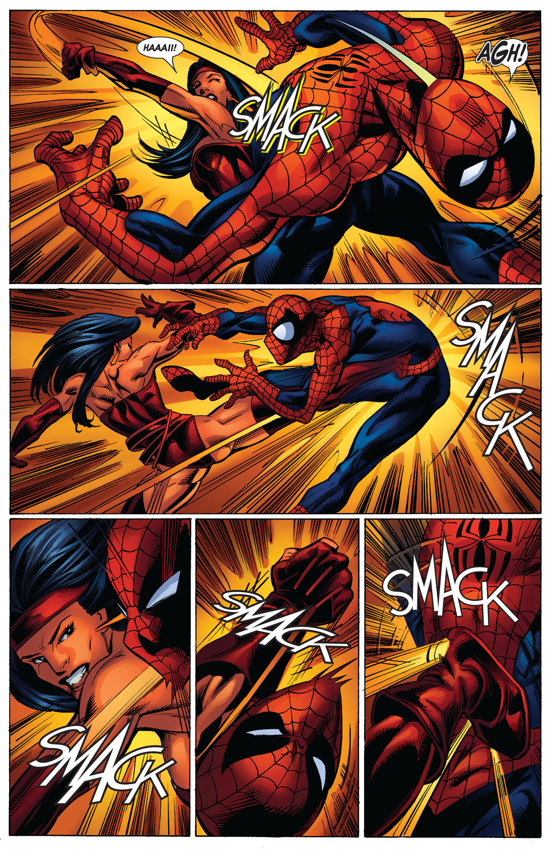 Ultimate Spider-Man (2000) Issue #84 #88 - English 16