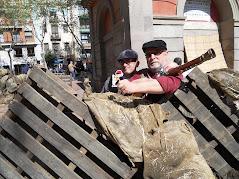 La revolta de les Quintes a la Vila de Gràcia.
