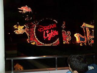Tokyo Disneyland Dream Lights