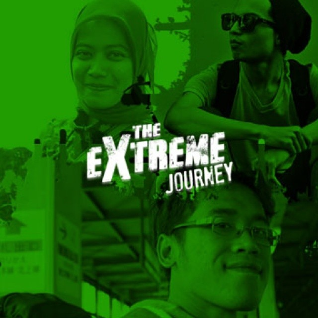 Finalist of Extreme Journey Indonesia
