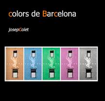 llibre COLORS DE BARCELONA (2014)