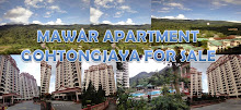 MAWAR APARTMENT GOHTONG FOR SALE