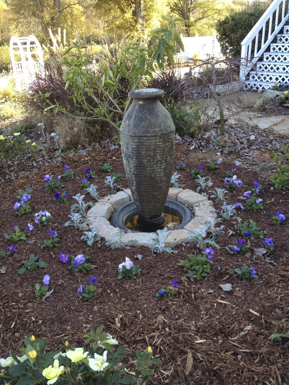 Small Garden Fountains Water Features Hot Girls Wallpaper