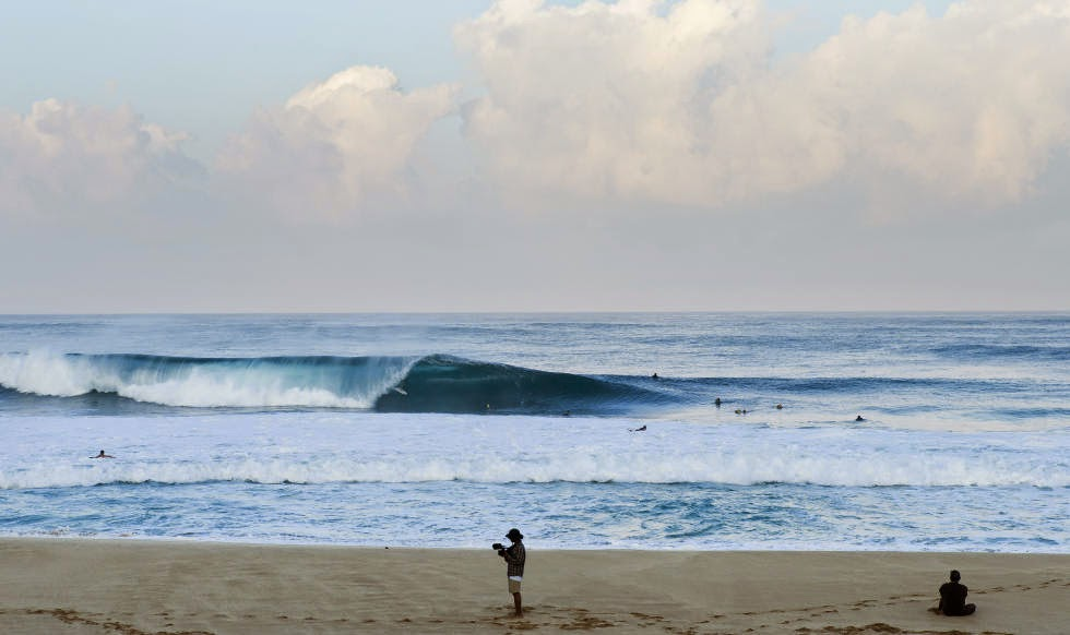 52 Billabong Pipe Masters 2014 Pipe Invitational Lineup Foto ASP
