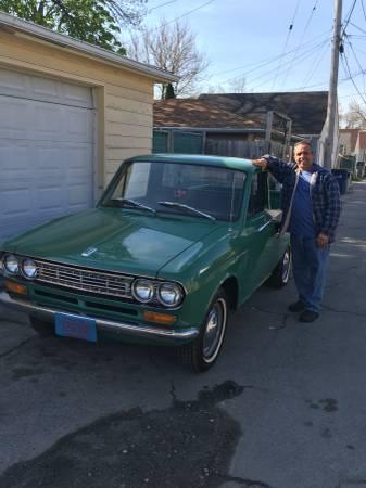 1969 Datsun (Nissan) Pickup Truck Original Condition
