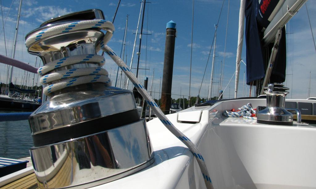 This great condition Dehler 47 can now be purchased for the same price as a ...