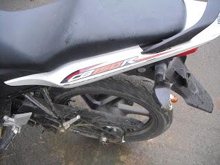 Pengalaman Kecelakaan Honda CB150R