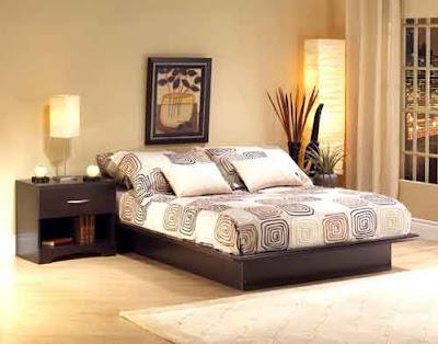 Desain Interior Kamar Tidur Utama 03
