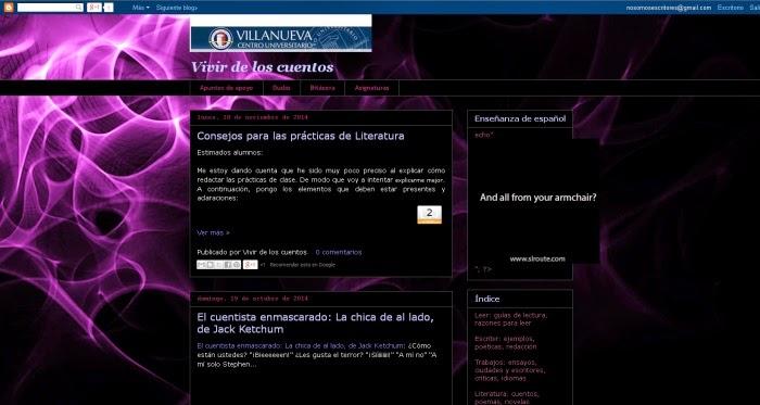 http://vivirdeloscuentos.blogspot.com/