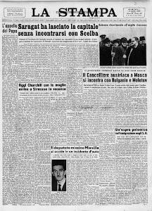 LA STAMPA 12 APRILE 1955