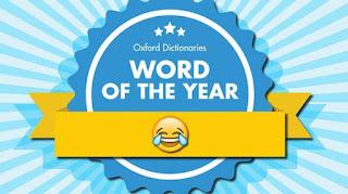 Un emoticón es elegido como la Palabra del Año