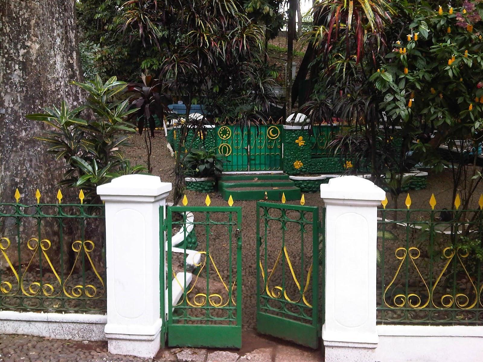 Komplek Makam istri Prabu Siliwangi