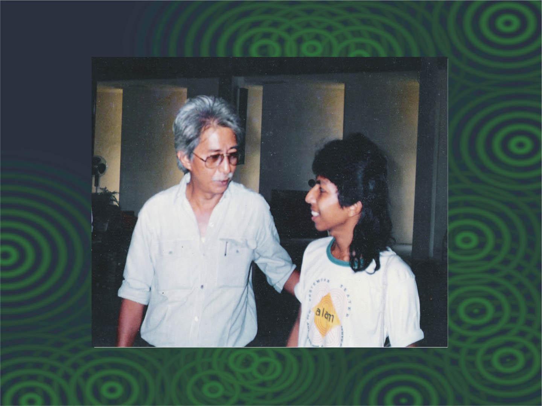 TEMU TEATER INDONESIA 1986 DI PADANG