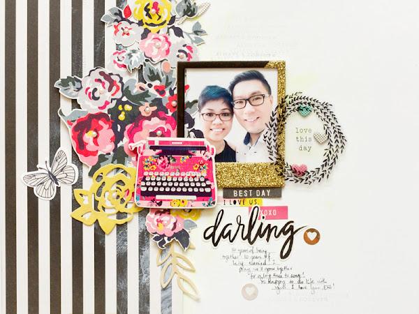 Maggie Holmes Design Team : Darling