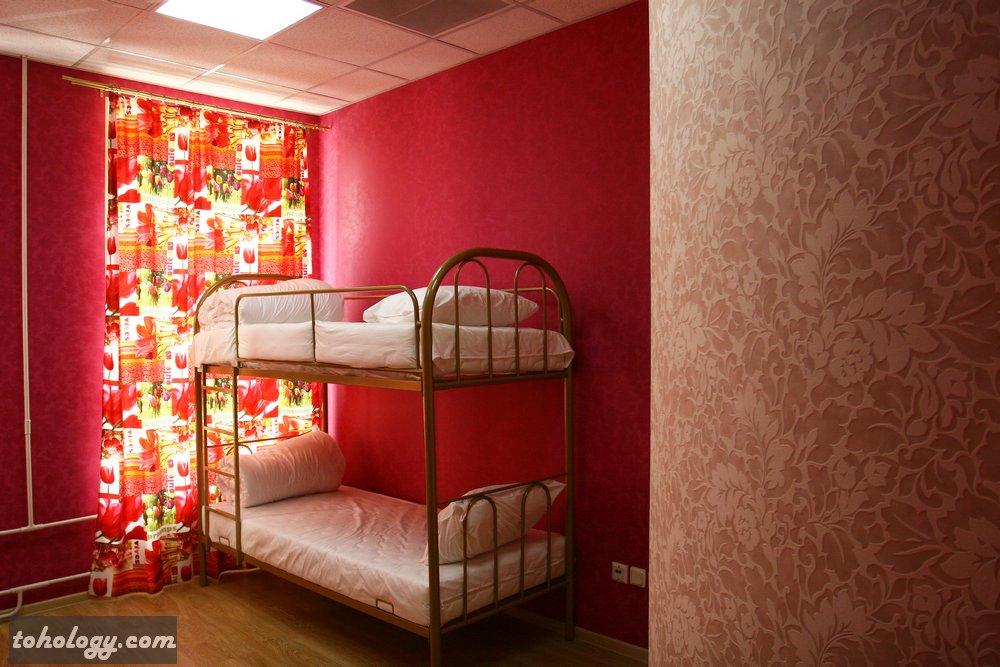 Flower Garden Room in Giggly Hostel