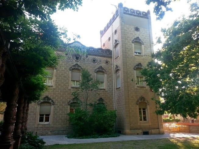 Casa Mònaco o Casa Monés
