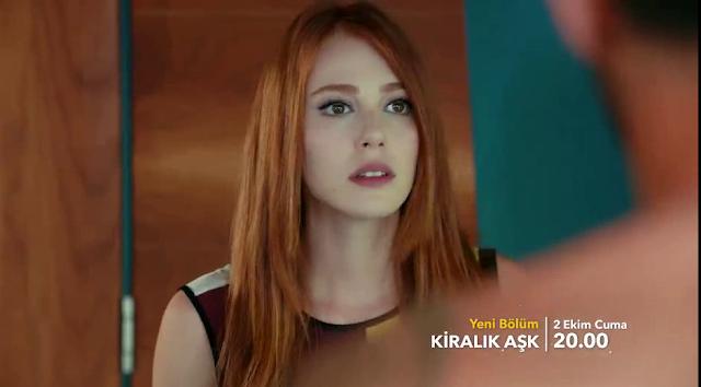 مسلسل حب للايجار Kiralık Aşk إعلان الحلقة 15 مترجم للعربية