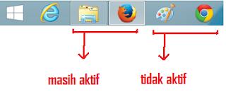 gambar taskbar windows8