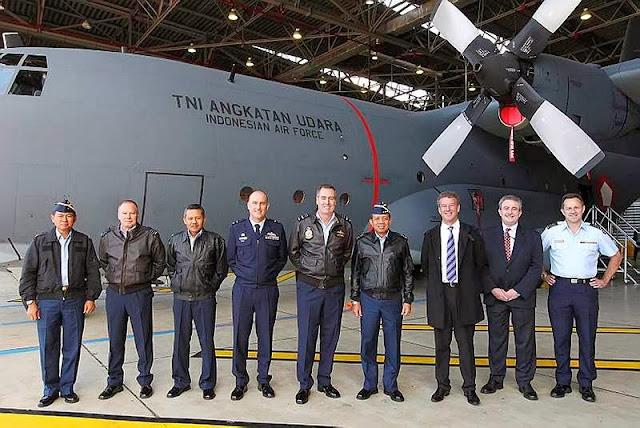 Kementerian Pertahanan Batalkan Pembelian Hercules dari Australia
