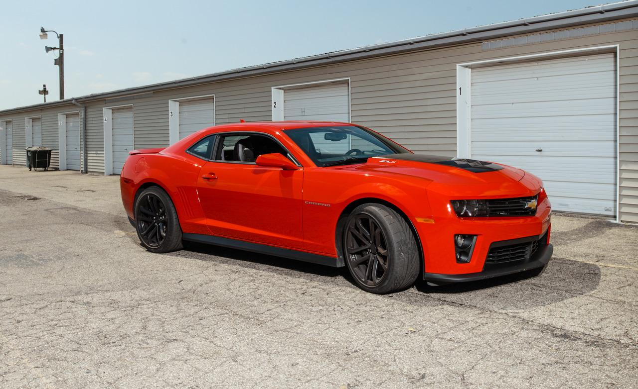 Inovatif Cars Chevrolet Camaro Zl1
