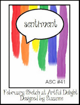 FEBRUARY CARD SKETCH ASC #41
