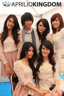 Biodata Foto Pricess Girlband Indonesia