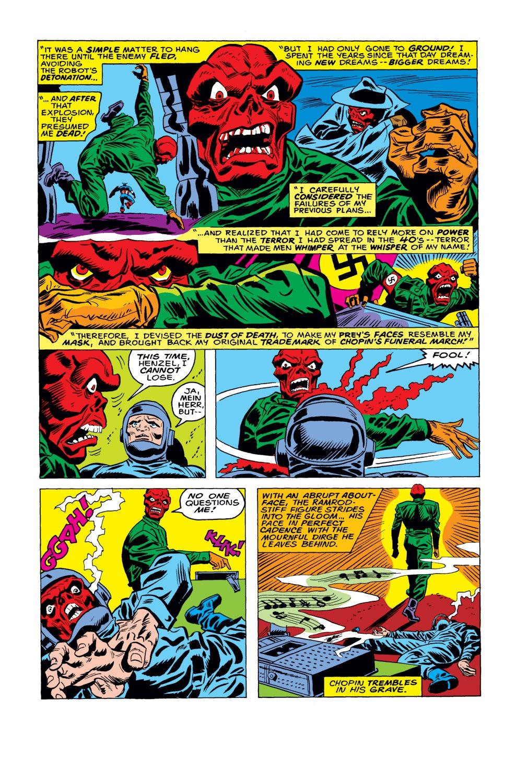Captain America (1968) Issue #185 #99 - English 6