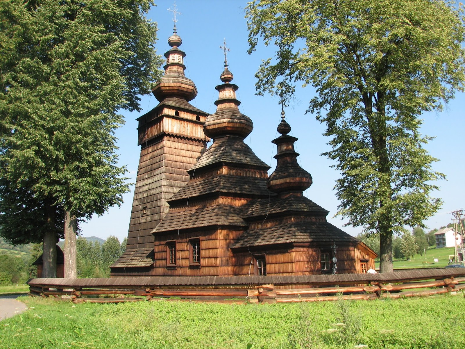 World tourist places poland best european country for for Holzküche