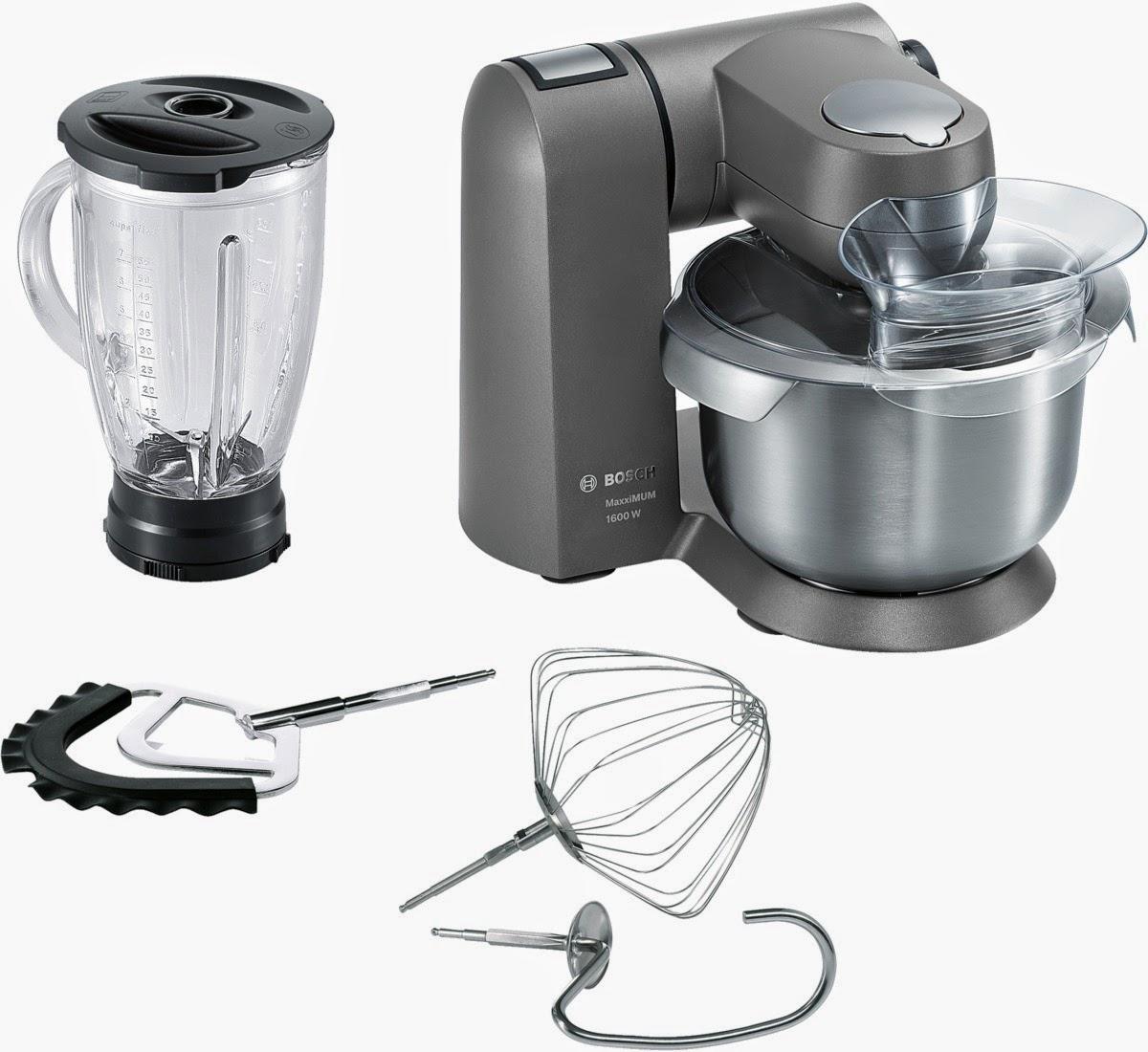 Desem en meer      Broodblog van Marijke u0026#39;s Media Keuken  Testrapport Bosch MaxxiMUM keukenmachine
