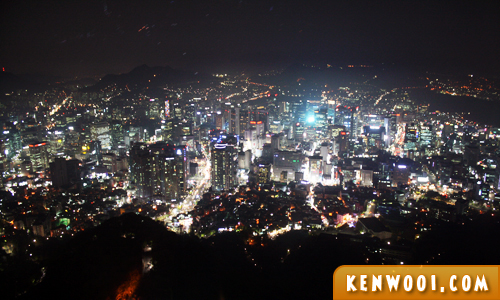 seoul night view 2