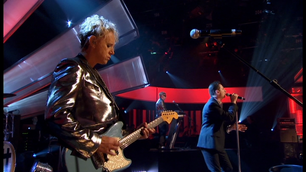 Later With Jools Holland Depeche Mode Walking In My Shoes