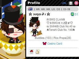 ☆BMG CLAN☆ADMIN 5