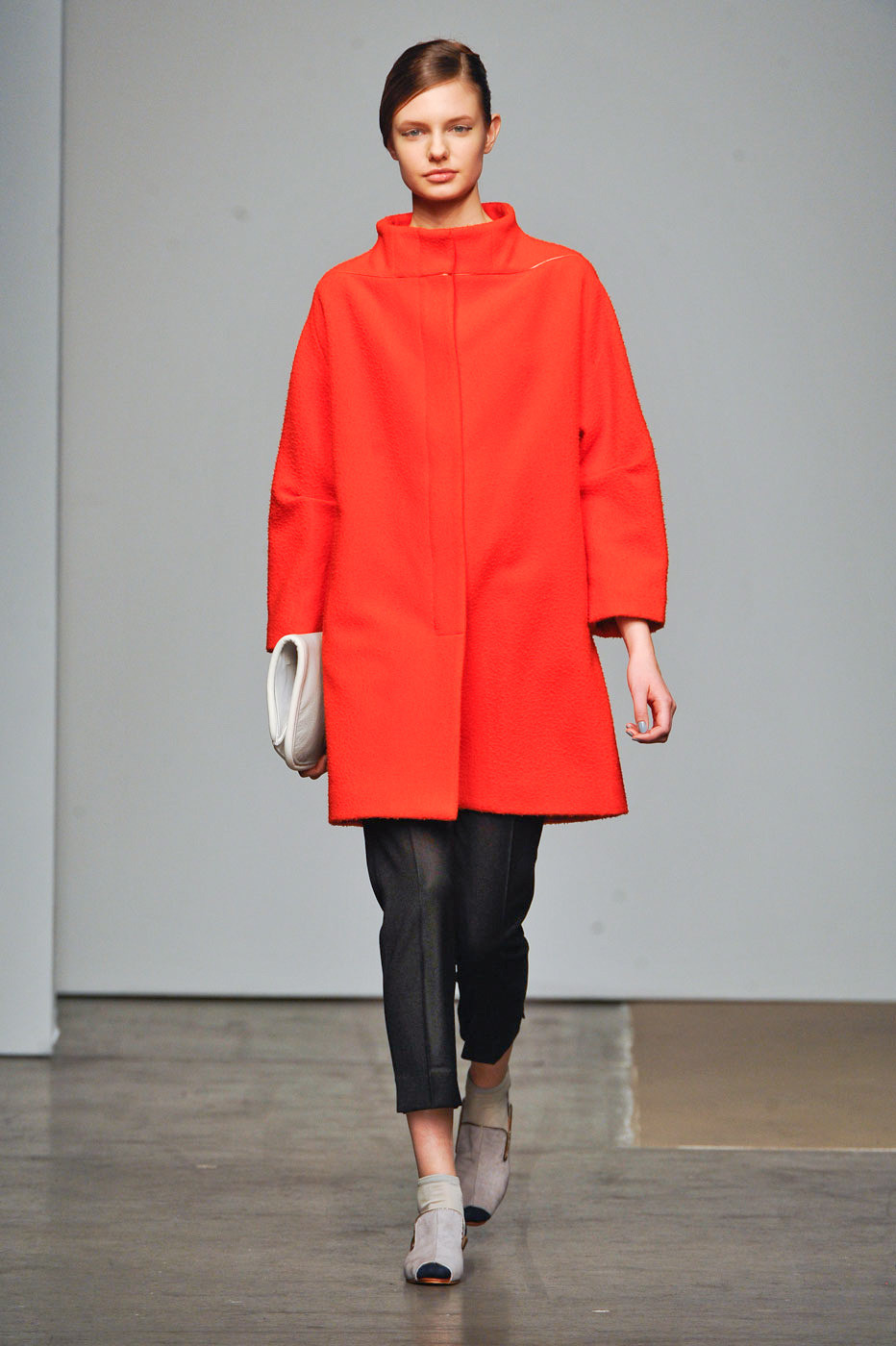 Rachel Comey Fall/winter 2012 | red trend | inspiration