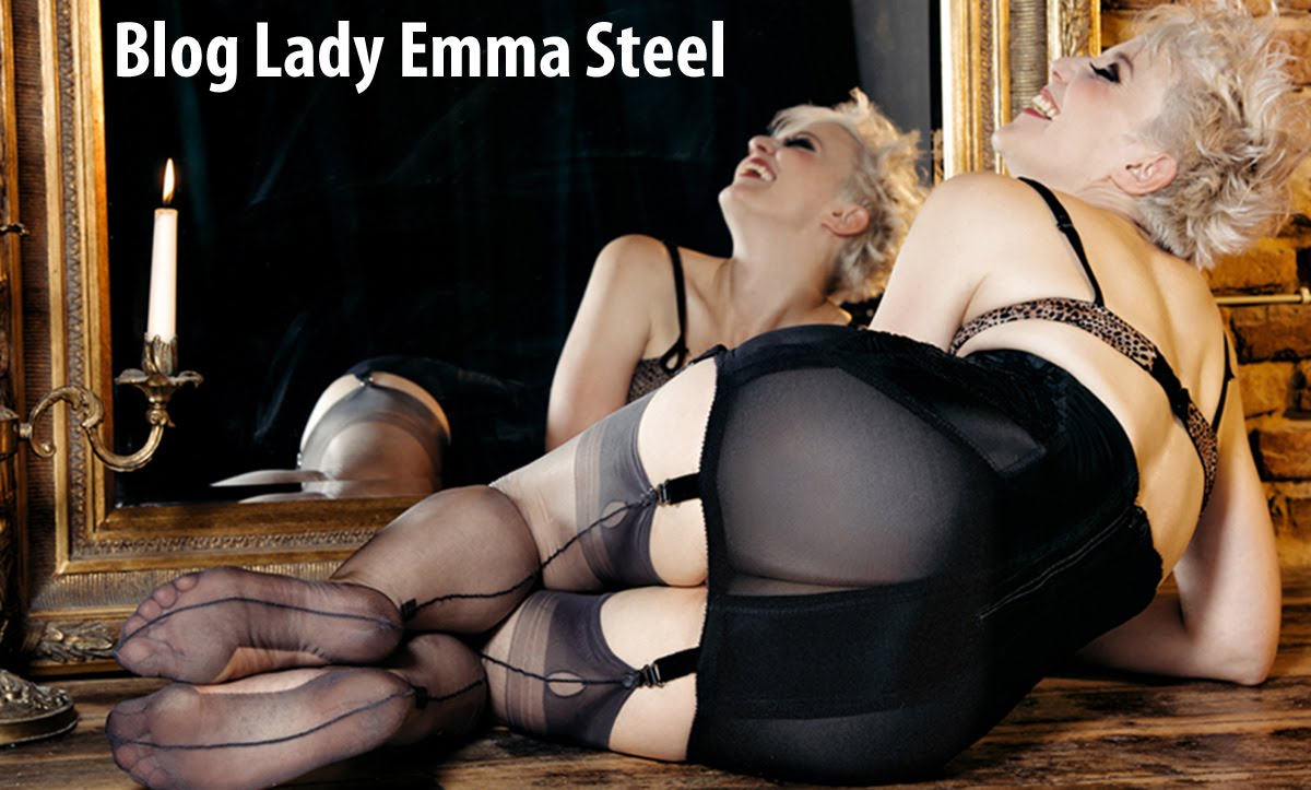 Lady Emma Steels Blog