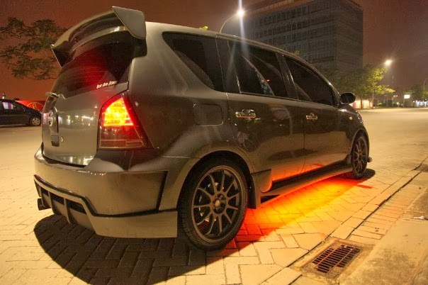 modifikasi nissan grand livina 2014