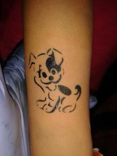 Airbrush Tattoo Aktion - Wir beraten Sie gerne