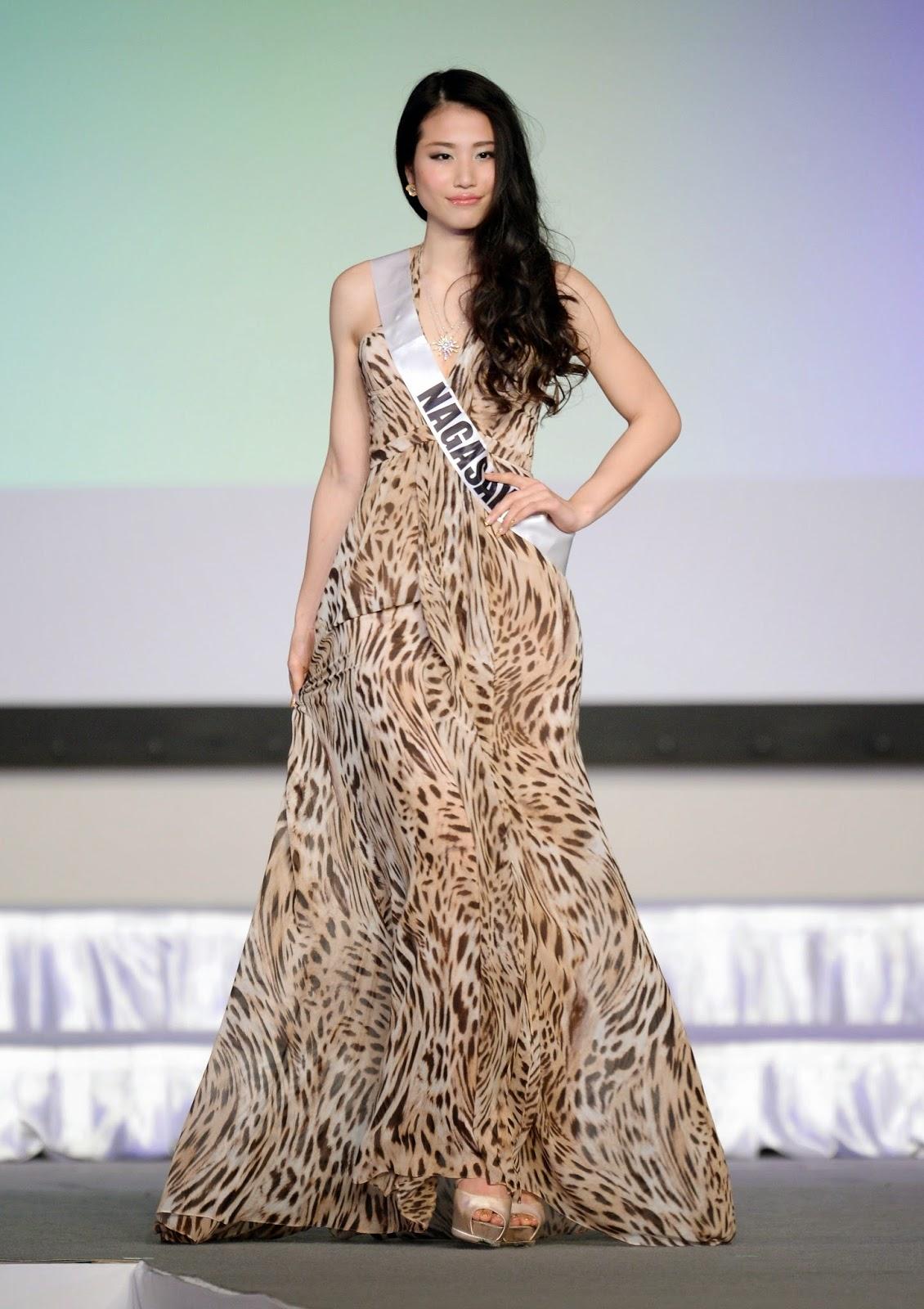 Beauty, Beauty Pageant, College Girl, Crowned, Japan, Japan Beauty Pageant, Keiko Tsuji, Miss Universe 2014, Tokyo, Winner of Miss Japan,