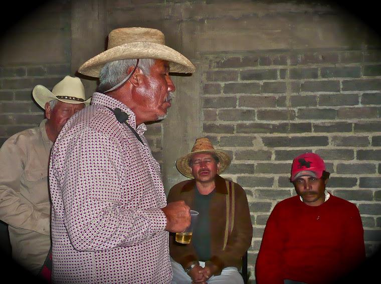 TODO JOSÉ ALFREDO, CUCO SÁNCHEZ, TONI AGUILAR Y HASTA CHAVA FLORES